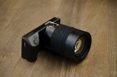 Meet the Illum, Lytro's futuristic new light-field camera | The Verge
