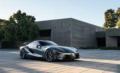 TOYOTA + BMW makes new Supra