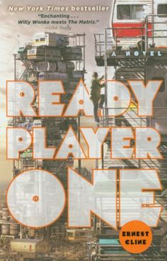 Ready Player One: A Novel by Ernest Cline   It's just a great read :)