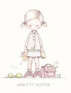 Les petites scénettes by Céline Bonnaud ©