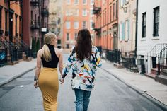 Mimosas and Manhattan | Color Me Courtney
