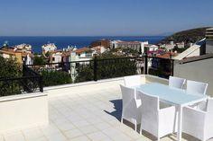 Bekijk deze fantastische advertentie op Airbnb: Sea View House Kusadasi - Huizen te Huur in Kuşadası