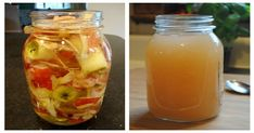 ЕДА: заготовки, консервы Making apple cider vinegar from a fresh crop: two simple recipes. Very useful vinegar, we recommend to everyone! you can find. Apple Cider Vinegar Remedies, Apple Cider Vinegar Benefits, Making Apple Cider, Toenail Fungus Remedies, Punch Recipes, Slushies, Fungi, Food Porn, Easy Meals