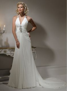 1930s WEDDING GOWNS | reminiscent of posh 1930 s hollywood starlets like jean harlow