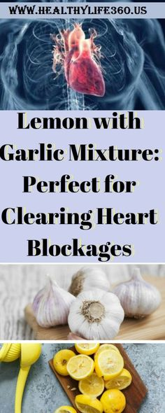 When you think of garlic and lemons, you might think about using them for flavoring fish or making a homemade vinaigrette. Well, we are not going to talk about that. These two ingredients are proba…
