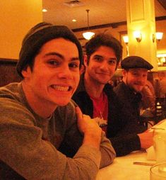 dylan o'brien instagram official | Dylan O'Brien and Tyler Posey not only play best friends on Teen ...