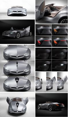 GINA Concept Car - by BMW