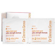 Alpha Beta® Peel Extra Strength Daily Peel - Dr. Dennis Gross Skincare | Sephora - easy to use