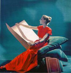 Cecil Beaton Vogue 1944