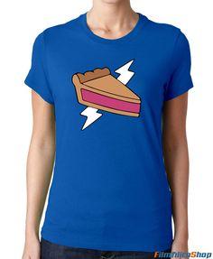 Camiseta Pastelman inspirada en la serie de Los Simpson #FilmfilicoShop