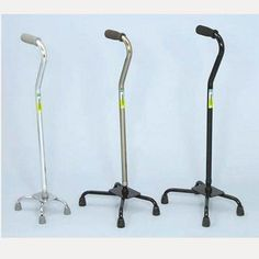 Quad Cane Small Base Black By Mobility Products 20 89