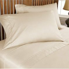 300 Thread Count Egyptian Cotton Sheet Set, Full XL , Ivory Solid by SCALA, http://www.amazon.com/dp/B007CVIZMU/ref=cm_sw_r_pi_dp_rnk6qb0B0G3YM