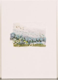 Made By Hand Online - Stitched Meadow Sampler by Emily Notman for madebyhandonline Mexican Embroidery, Creative Textiles, Workshop Ideas, Mark Making, Textile Artists, Fabric Art, Spring Flowers, Hand Stitching, Art Inspo