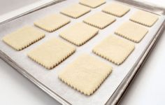 Perfect Sugar Cookie Recipe.  (This is the best recipe to use for decorating with royal icing.  Tip - roll batter very think because they will puff up a bit!)