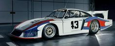 Porsche 935 moby dick 197^