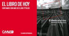 """""""Herramientas del diseño y las relaciones imagen- narración de  los diferentes tipos de sets;…"""" #BibliotecaCAAV  #Pontealeer"""