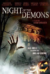 Night of the Demons (2009 Remake). A group of kids go to a Halloween party, only to have to face down a group of demons.