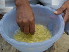 preparing mocura Santuario Huistin