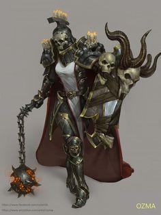 Paladin of the Allfather Fantasy Armor, Medieval Fantasy, Dark Fantasy, Fantasy Character Design, Character Concept, Character Art, Dnd Characters, Fantasy Characters, Fantasy Inspiration