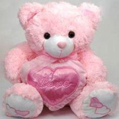 Lovely and cute pink teddy bear Cute Teddy Bear Pics, Best Teddy Bear, Teddy Bear Images, Teddy Bear Pictures, Teady Bear, Teddy Day, Pink Images, Wallpaper Gallery, Bear Wallpaper