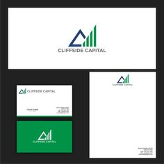 Cliffside Capital �20Design a cool logo for a forward-thinking private equity investment company