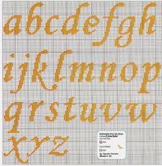 Ateliê Ponto & Patch: Monogramas