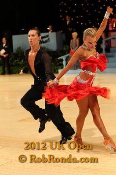 Mirco Risi & Maria Ermatchkova - 5th Place UK Open 2012 - (love the back!) Video: http://www.youtube.com/watch?v=zHL-GMvp2LI Photos: http://www.danceplaza.com/index.tpl?style=foto=personal_id=79480