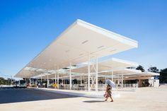 Terminal de ônibus Dra. Evangelina de Carvalho Passig / 23 SUL Arquitetura