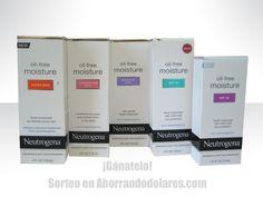 Reseña y sorteo: Neutrogena Oil Free Moisture line  http://www.ahorrandodolares.com/2012/08/resena-y-sorteo-neutrogena-oil-free-moisture-line.html#comment-9063