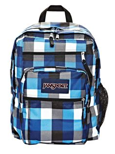 we love your plaid attitude -- @JanSport backpack