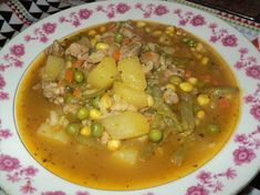 Chilean Recipes, Carne Picada, Cheeseburger Chowder, Food To Make, Ale, Treats, Chicken, Gastronomia, Chowders