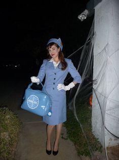 Pan Am Flight Attendant