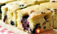 Áfonyås bÜgrÊs sßti - Mai Magazin Online Spanakopita, Naan, Apple Pie, Muffin, Food And Drink, Baking, Breakfast, Ethnic Recipes, Kitchen