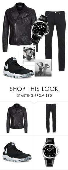"""""""Untitled #232"""" by stay-true-loyal ❤ liked on Polyvore featuring Dolce&Gabbana, Paul Smith, NIKE, Panerai, men's fashion and menswear"""