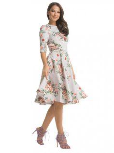 Chi Chi Alexis Dress (size UK 14)