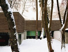 Villa Furulund Oslo, Villa, Exterior, Cabin, Lund, Vacation, Architecture, House Styles, Houses
