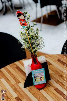 Encontrando Ideias: Tema Chapeuzinho Vermelho