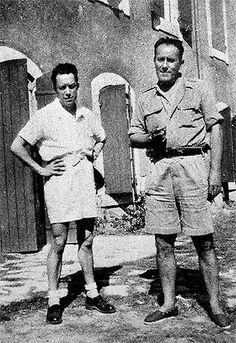 Albert Camus et René Char