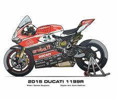 Ducati sbk 2015 Giugliano