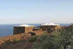 Dammuso a Pantelleria: una casa vacanza in pietra - Cose di Casa
