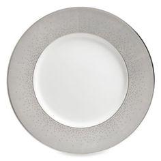 Monique Lhuillier Waterford® Stardust 9-Inch Accent Plate - BedBathandBeyond.com