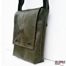 7ed92a9a50 Sac besace SacOche BALTHAZAR pour Homme original CHIC vintage simili cuir…  Plus