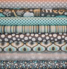 Michael Miller, Patty Young, and Paula Prass Fabric Bundle, 8 | Flickr - Photo Sharing!