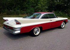 1961 DeSoto Hardtop
