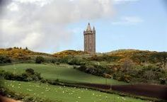 Scrabo Tower. Northern Ireland