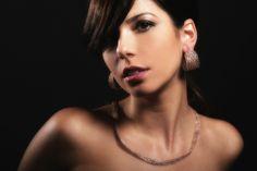 #earrings #handmadejewelry #crochetjewelry    www.sosygallery.com