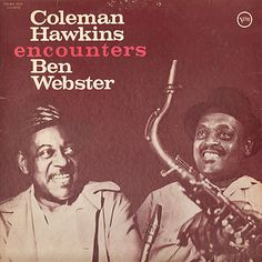 Coleman Hawkins Encounters Ben Webster Verve 1959 Rerelease Analogue Productions 2013