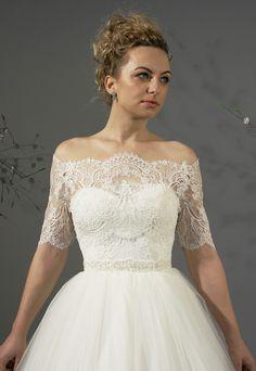 rochii de mireasa printesa simpla voal maneci - Căutare Google