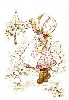Sarah Kay❤️ Sarah Key, Holly Hobbie, Creative Pictures, Colorful Pictures, Mary May, Australian Artists, Cute Images, Colouring Pages, Cute Illustration