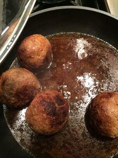 Jonnie's meatballs